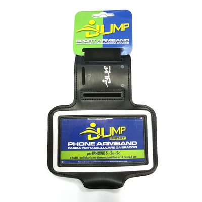 JUMP SPORT ARMBAND BLACK FOR IPHONE 5/5S/5C (PH005-01) - N SHOP