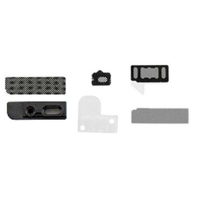 IPHONE 5 ANTI DUSH MESH SET FOR SPEAKERS AND MIC - NOBRAND