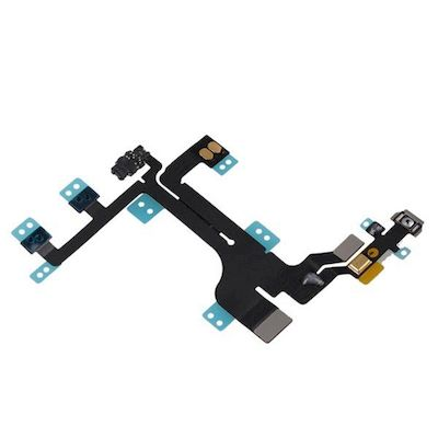 IPHONE 5C POWER VOLUME MUTE FLEX CABLE - N SHOP