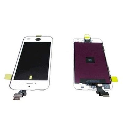 IPHONE 5S LCD SCREEN AND TOUCH SCREEN HIGH QUALIT� WHITE - NOBRAND
