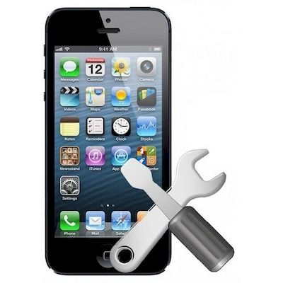 RIPARAZIONE SOSTITUZIONE LCD E TOUCH SCREEN COMPATIBILE PER IPHONE 5 / 5C / 5S