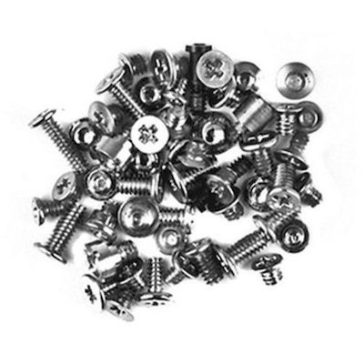 IPHONE 5 REPLACEMENT SCREW SET SILVER - N SHOP