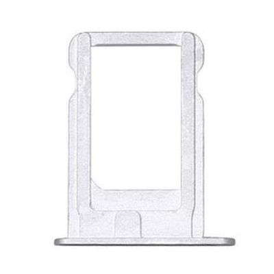 SLOT SIM CARD SILVER PER IPHONE 5