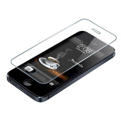 TEMPERED GLASS SCREEN PROTECTION FOR IPHONE 5 / 5S / 5C SE - N SHOP