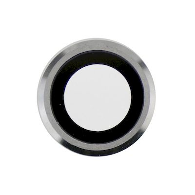 IPHONE 6 REPLACEMENT REAR CAMERA HOLDER WITH LENS SILVER - N SHOP