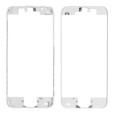 FRAME DI SUPPORTO LCD E TOUCH SCREEN DI RICAMBIO BIANCO PER IPHONE 6