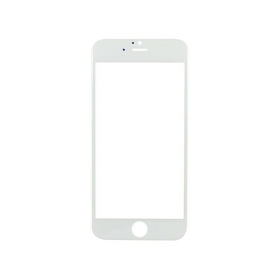 REPLACEMENT FRONT GLASS WHITE FOR IPHONE 6 - N SHOP