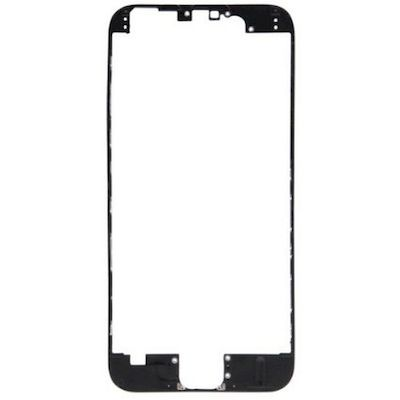 FRAME DI SUPPORTO LCD E TOUCH SCREEN DI RICAMBIO NERO PER IPHONE 6 PLUS