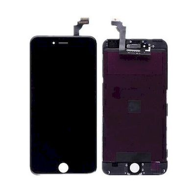 SCHERMO LCD VETRO TOUCH SCREEN QUALIT� SUPERIORE TIANMA  NERO PER IPHONE 6 PLUS