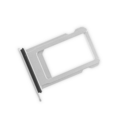 slot sim card tray silver di ricambio per iphone 7 e 8