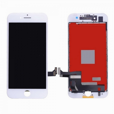 IPHONE 8 LCD AND TOUCH SCREEN ASSEMBLY REPLACEMENT COMPATIBLE WHITE - NETWORK SH