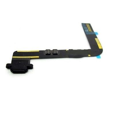 CHARGING PORT CONNECTOR FLEX CABLE REPLACEMENT BLACK FOR IPAD AIR - N SHOP