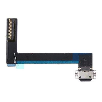 CHARGING PORT CONNECTOR FLEX CABLE REPLACEMENT BLACK FOR IPAD AIR 2 - N SHOP