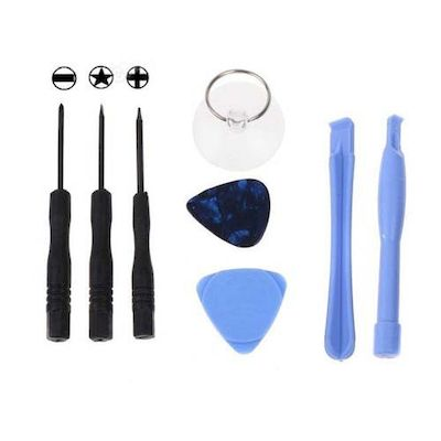 KIT ATTEZZI OPENING TOOLS UNIVERSALE PER IPHONE IPAD SMARTPHONE TABLET
