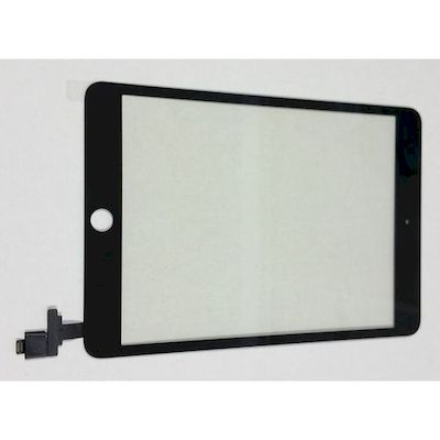 SCHERMO TOUCH SCREEN COMPATIBILE COMPLETO DI RICAMBIO NERO PER IPAD MINI 3