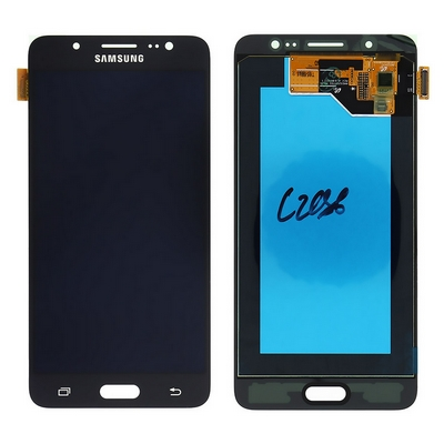 SAMSUNG GALAXY J5 2016 J510 LCD AND TOUCH SCREEN COMPLETED BLACK - SAMSUNG