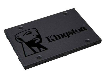 HARD DISK 2,5 INTERNO KINGSTON - DISCO SSD 480GB SA400S37/480G SATA III