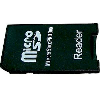 ADAPTER MICRO SD TO MS MEMORY STICK PRO DUO - N SHOP