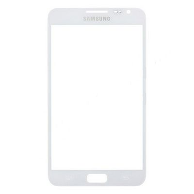 SAMSUNG GALAXY NOTE N7000 FRONT GLASS WHITE