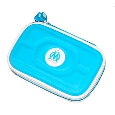 3DS / DSI / DS LITE CARRY CASE CUSTODIA OL. MARSIGLIA CELESTE TALISMOON