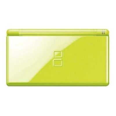 DS LITE REPLACEMENT GREEN CASE REPLICA - N SHOP