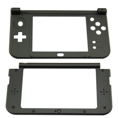 REPLACEMENT TOP AND BOTTOM SURFACE COVER GREY FOR NEW NINTENDO 3DS XL - N SHOP