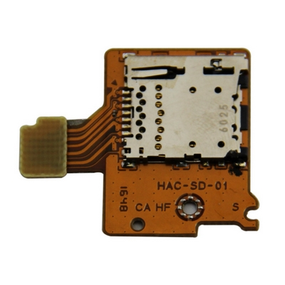 MICRO SD TRANSFLASH SOCKET FLEX BOARD FOR NINTENDO SWITCH - N SHOP