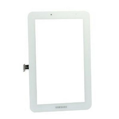 TOUCH SCREEN DI RICAMBIO BIANCO PER SAMSUNG GALAXY TAB 2 PLUS 7.0 POLLICI P6200