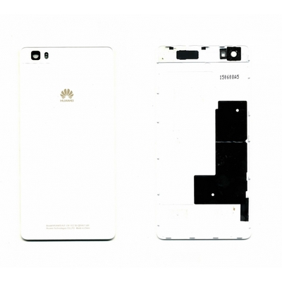 HUAWEI ASCEND P8 LITE BACK BATTERY COVER WHITE - HUAWEI