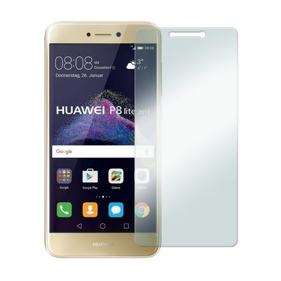 TEMPERED GLASS SCREEN PROTECTION FOR HUAWEI P8/P9 LITE 2017 - N SHOP