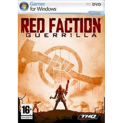 PC GIOCO RED FACTION GUERRILLA