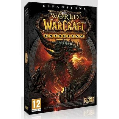 PC GIOCO WORLD OF WARCRAFT CATACLYSM