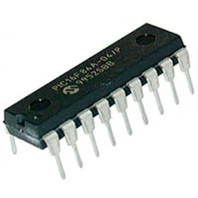 PIC 16C54C DIL - MICROCHIP