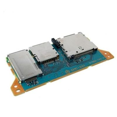 PS3 SCHEDA LETTORE MEMORIE MEMORY CARD SOCKET BOARD 60GB