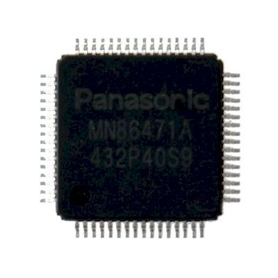HDMI IC CHIP DI CONTROLLO PANASONIC MN86471A DI RICAMBIO PER PS4