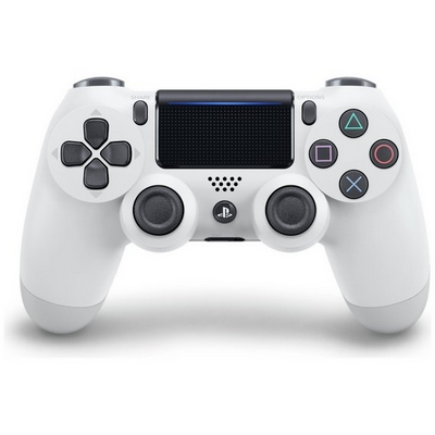 DUAL SHOCK 4 WIRELESS CONTROLLER PS4 BIANCO SONY V2