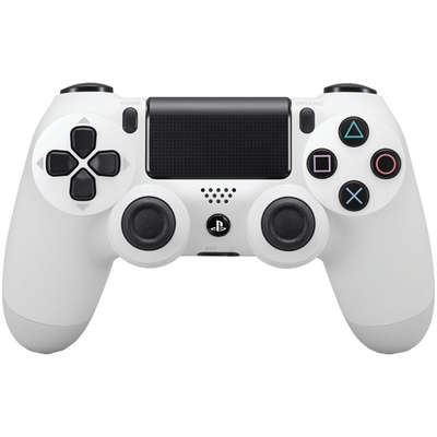 DUAL SHOCK 4 WIRELESS CONTROLLER PS4 BIANCO SONY