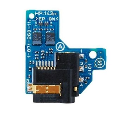PSP 2000 HANDS FREE SOCKET WITH PCB - N SHOP