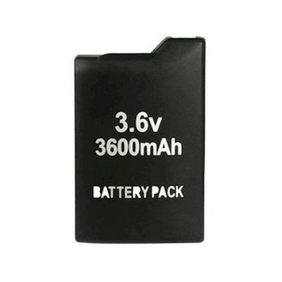 PSP 1000 3600MAH BATTERY PACK - NOBRAND