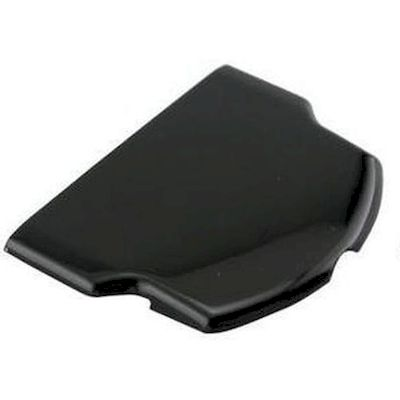 PSP 2000 / 3000 BATTERY COVER BLACK - N SHOP