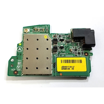 WIFI BOARD HEADPHONE JACK AND MEMORY STICK J20H017.04 FOR PSP 1000
