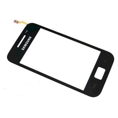TOUCH SCREEN DI RICAMBIO NERO PER SAMSUNG GALAXY ACE S5830