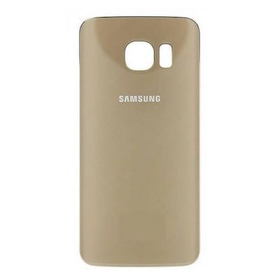 BATTERY BACK COVER GLASS GOLD FOR SAMSUNG GALAXY S6 G920