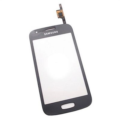 TOUCH SCREEN DI RICAMBIO NERO PER SAMSUNG GALAXY ACE 3 S7275