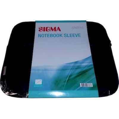 NOTEBOOK NETBOOK SOFTCASE 13,3 INCHES SIGMA SNB16  - SIGMA