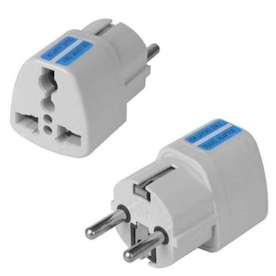 UNIVERSAL ADAPTER TO SCHUKO