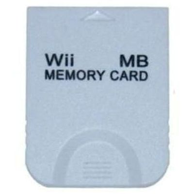 GC/WII MEMORY CARD DA 32MB 507 BLOCCHI
