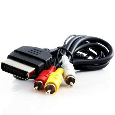 CAVO AV AUDIO VIDEO RCA PER XBOX 1 PRIMA SERIE