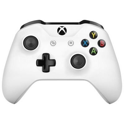 CONTROLLER WIRELESS XBOX ONE BIANCO V2 MICROSOFT