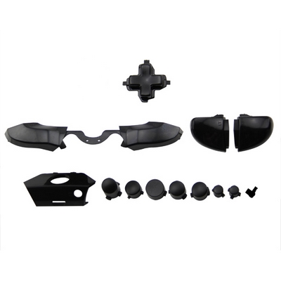FULL BUTTON SETS MOD KITS BLACK FOR XBOX ONE CONTROLLER - N SHOP